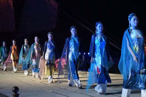 vịnh hạ long lễ hội áo dài 8