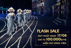 Flash sale 17-8- 2018