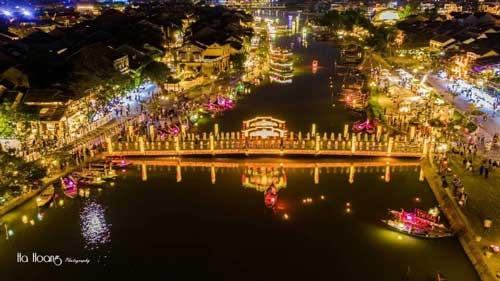 sông hoài rực rỡ trong đêm hoa đăng 2