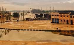 Tình hình mưa lũ hội an 13 tháng 10
