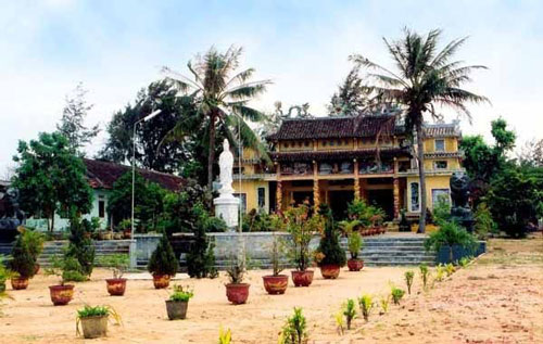 chùa vạn đức hội an