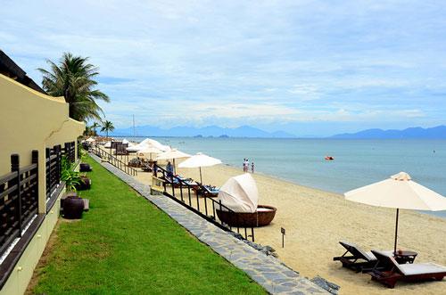 bãi biển cửa đại hội an 2