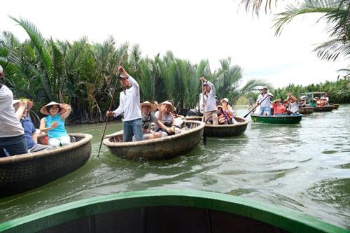 du lịch rừng dừa bẩy mẫu 1