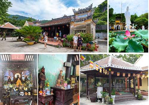 chùa hải tạng ngôi chùa linh thiêng có ý nghĩa tín ngưỡng quan trọng với dân cư trên đảo